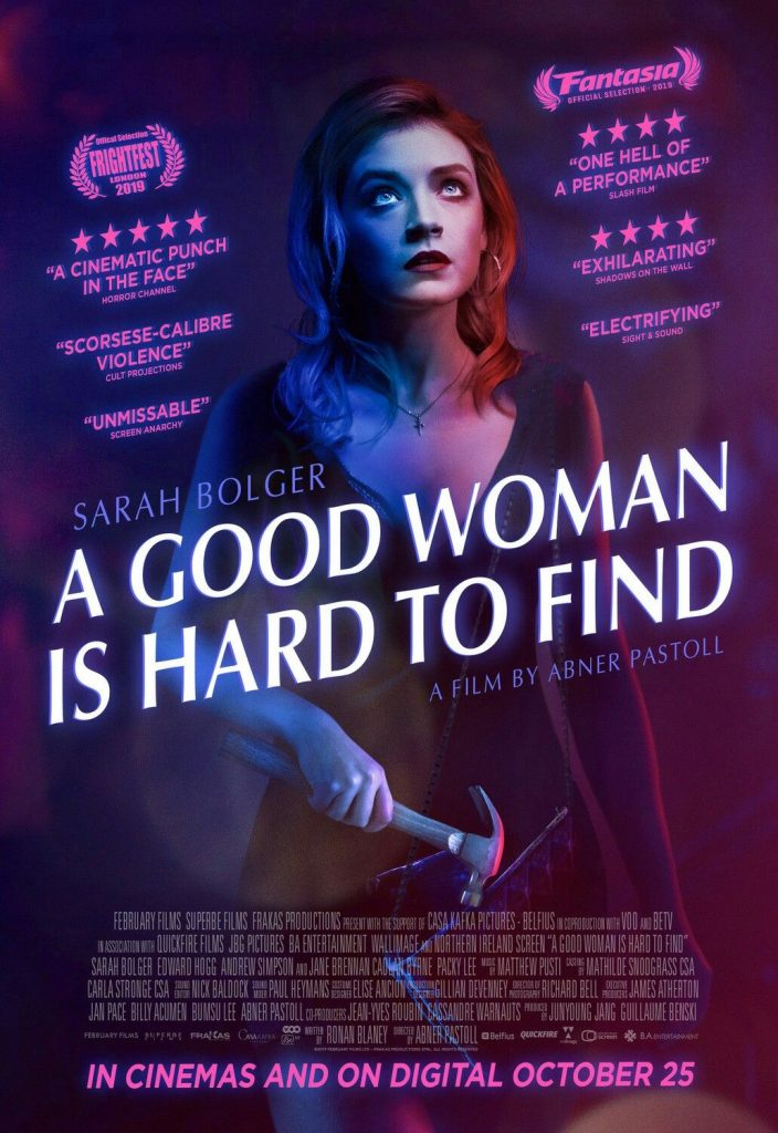 A Good Woman Is Hard To Find | República do Medo